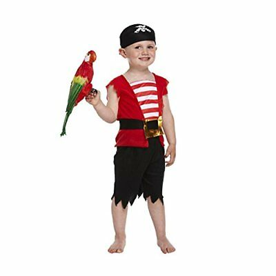 Pirate Boy Costume for Toddlers 3 Years](Pirates Costumes For Toddlers)