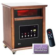 6 Element Infrared Heater