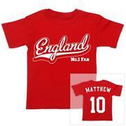 Girls England T Shirt