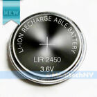 Coin Cell/Button Coin Cell/Button Rechargeable Batteries