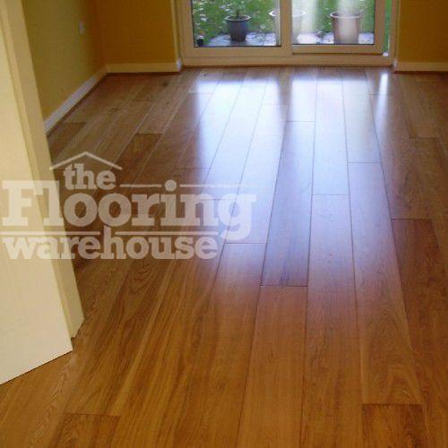 Solid Oak Flooring Lacquered Ebay