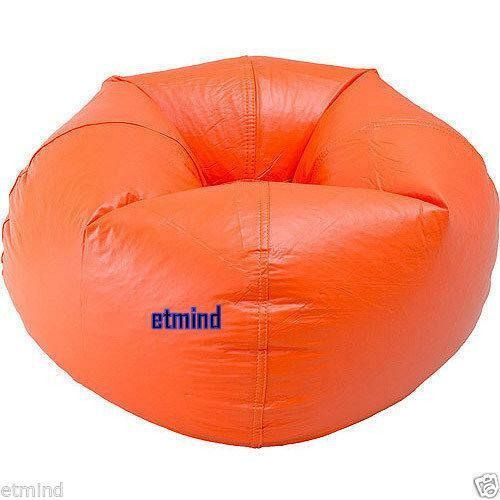 Vinyl Bean Bag Chair Ebay