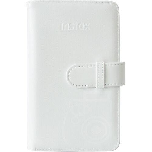 Fujifilm Mini Series Wallet Album - White