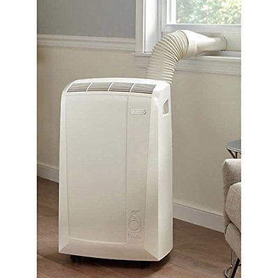 DeLonghi Pinguino 400Sq/Ft Portable Air Conditioner Dehumidifier Re-manufactured