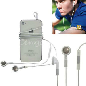 Earbuds Earpods Headphone for iPhone iPad iPod Mic Volume 3.5mm Regina Regina Area image 3