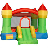 9X9 Mighty Bouncy Castle Rental Ages 1-7