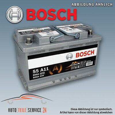 Bosch original 12V 95-Ah 850A Agm Batterie Start-Stop Autobatterie Preisaktion online kaufen