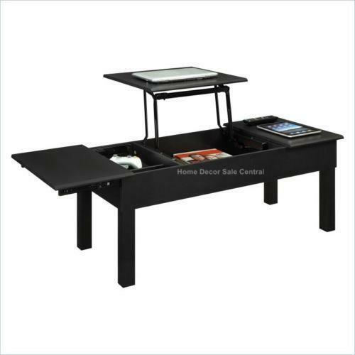 Lift top coffee table ebay for Coffee tables ebay australia