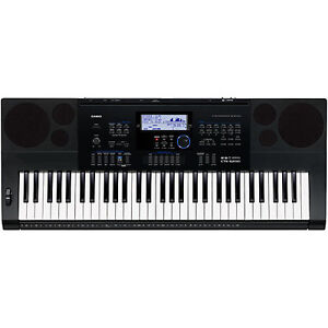 Casio CTK6200 (built for performance/songwriting) keyboard
