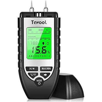 Wood Moisture Meter - Digital Moisture Detector Moisture Tes