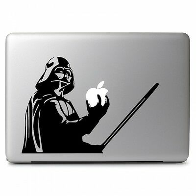 Star Wars Darth Vader for Apple Macbook Air Pro Laptop Vinyl Decal Sticker