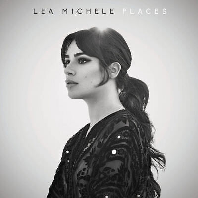 Lea Michele   Cd  2017  Columbia  Places  Brand New   Sealed