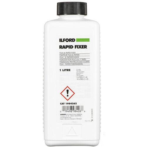 Ilford 1984262 Rapid Fixer, 1 Liter