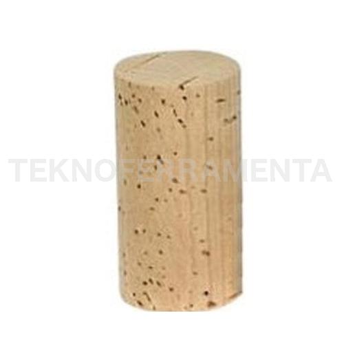 TAPPO SUGHERO SUPER-EXTRA mm 30x40 vini frizzanti bottiglia emiliana