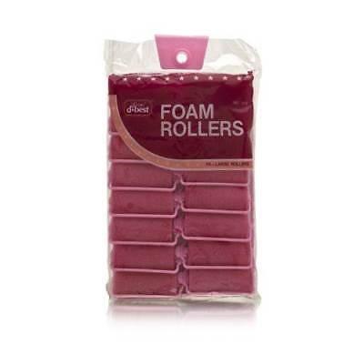 - DBest Foam Rollers Model No. 503 (16 Large Rollers)