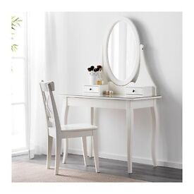 Dressing Table -Brand New, Still Flat Packed, £135.00 in Ikea