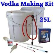 Vodka Making Kit