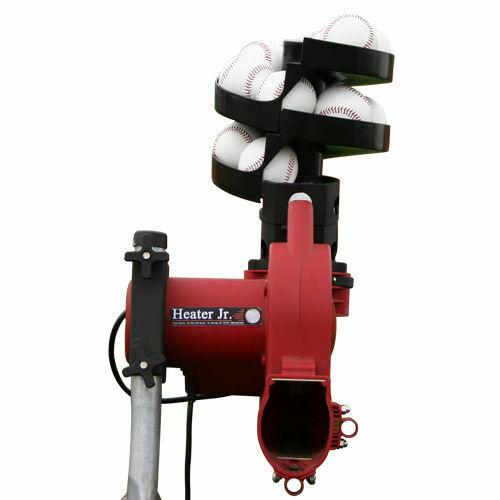 Heater Jr Real Baseball Pitching Machine - New