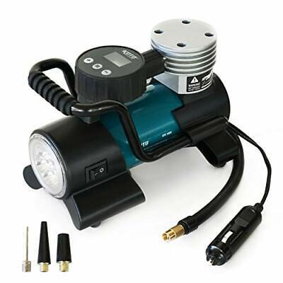 Koto 12V DC Air Compressor Pump, Digital Tire Inflator