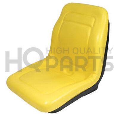 Replacement John Deere Gator Seat.18 Yellow Vinyl.