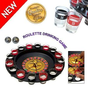 shot roulette rules