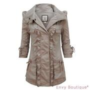 Womens Mac Coat