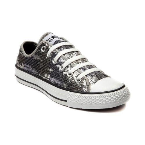 fac93e672c6105 Sequin Converse  Clothes