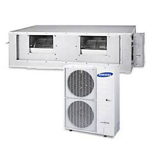 Get New 14kw Inverter Reverse Cycle Ducted System by Samsung Fairfield Fairfield Area Preview