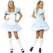 Womens Halloween Costumes Alice in Wonderland