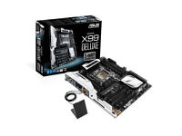 ASUS X99 Deluxe like new boxed. Possible Swap