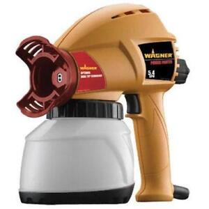 Wagner 0525037 5.4 GPH Power Painter Pro -Featuring Optimus Dual Tip Technology