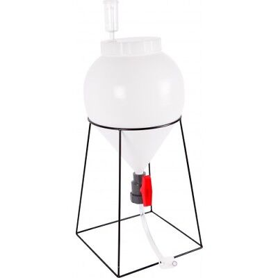 $54.99 - FastFerment 3 Gallon Conical Fermenter Homebrew Beer Wine Making