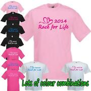 Race for Life T Shirts
