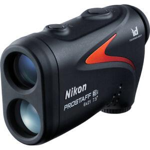 Nikon ProStaff 3i 6x21 Laser Rangefinder in Black #16229 BRAND NEW BUY IT NOW!