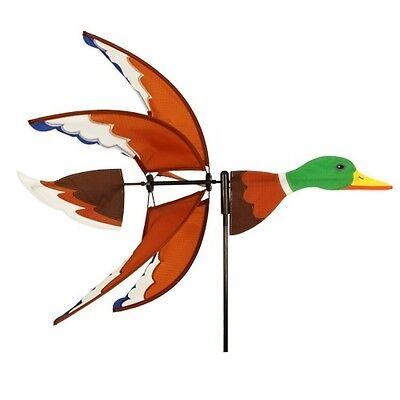 Windspiel 5-Wing Ente Wildente Duck Windrad Gartendekoration Garten Five Flügel