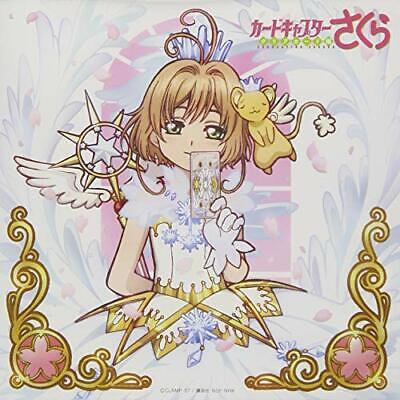 TV animation Card Captor Sakura Clear Card Edition Original Soundtrack