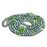 Green Freshwater Pearls