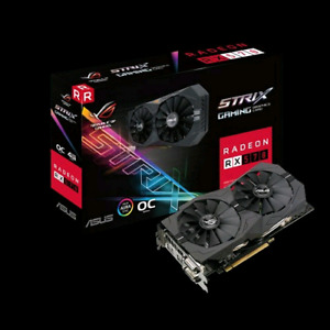 asus strix rx570 4gb ddr5 gpu
