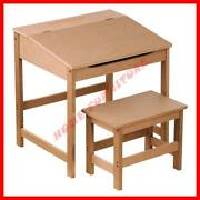 Childrens Wooden Desk