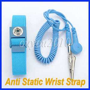 Anti static wristband