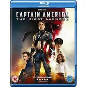 Marvel Avengers Blu Ray