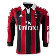AC Milan Jersey Long Sleeve