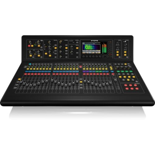 Midas M32 Live Studio 40-Input Digital Mixer Mixing Console USB Audio M32IP