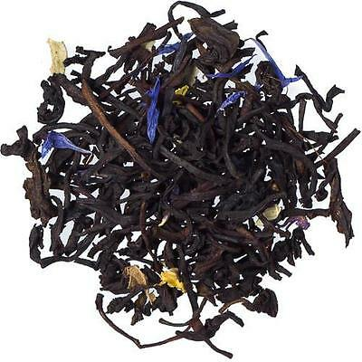 Black Currant Flavored Black Loose Leaf Tea  Tippy Orange Pekoe 1 Pound Black Currant Flavored Tea
