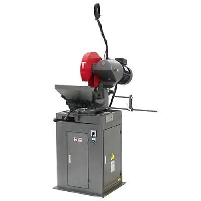 Brand New Jet Manual Cold Saw - J- Fk350-4k - Ferrous 460v -- 414217k