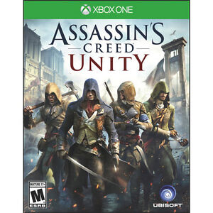 Assassin's Creed Unity XBOX ONE CD-KEY