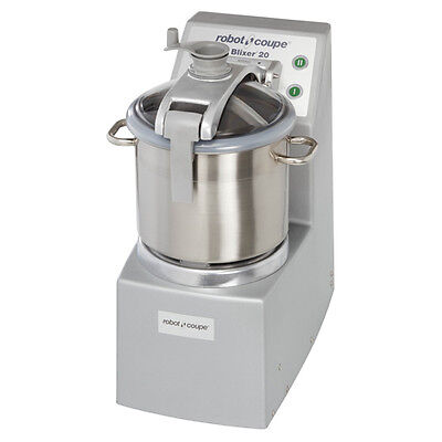 Robot Coupe Blixer 20 Healthcare Facility Blendermixer With 20-qt. Ss Bowl