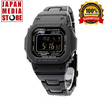 CASIO G-SHOCK GW-M5610BC-1JF Tough Solar Radio Multiband 6 JAPAN