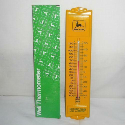 John Deere Thermometer Ebay