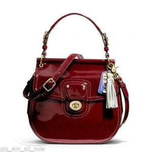 34139874d1 Red Coach Willis Bag